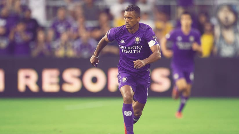 Nani Supplying Assists, but Orlando City Think Best is Yet to Come