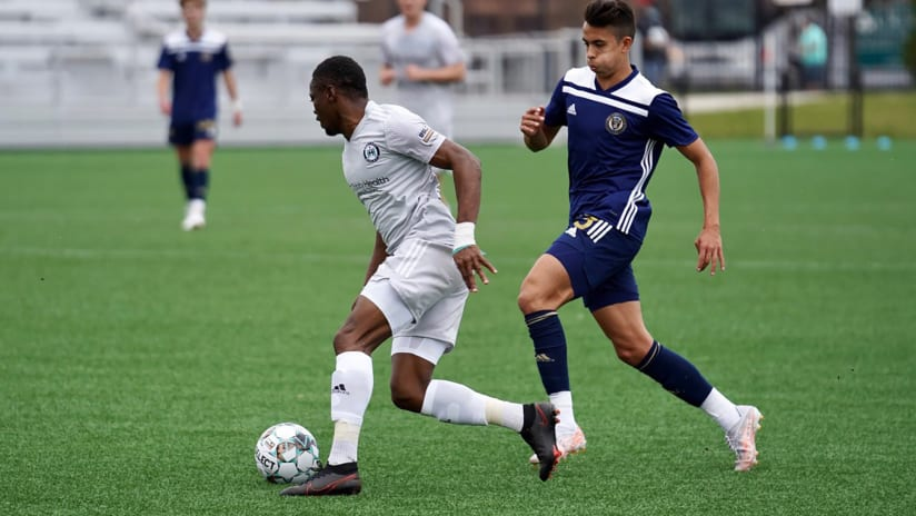 Union II shows grit, earns draw at Hartford Athletic