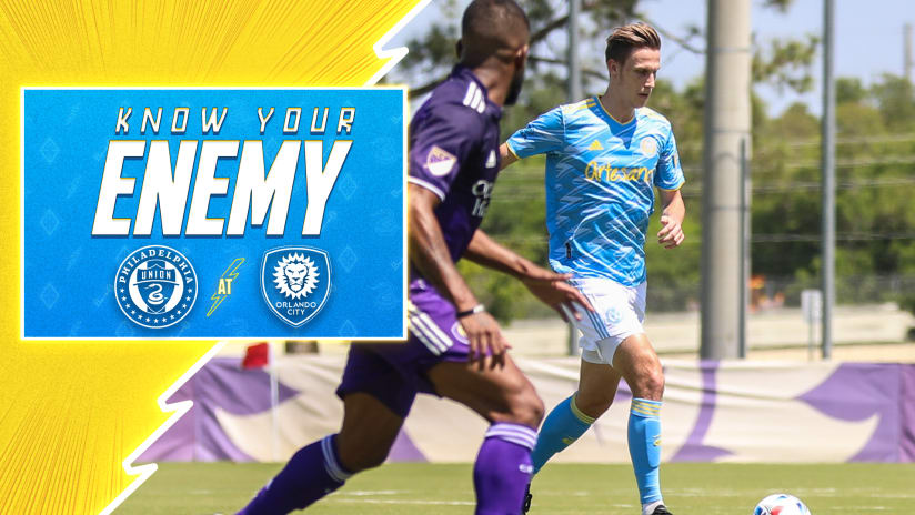 Preview   Union travel to Orlando for Eastern Conference showdown