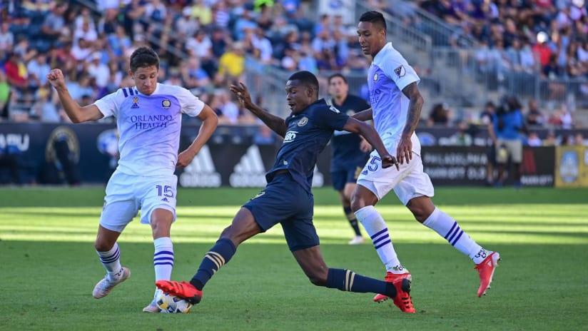Box Score | Philadelphia Union 3, Orlando City 1