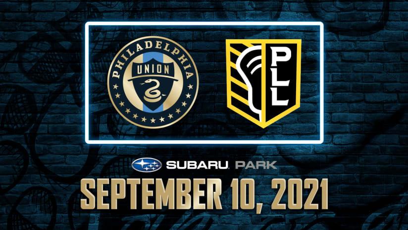 Subaru Park to host Premier Lacrosse League Semifinals