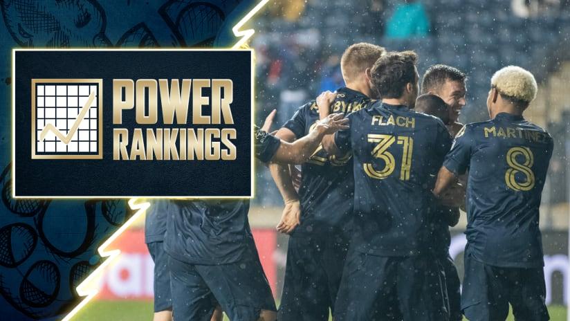 Power Rankings | Union maintain Top 3 status
