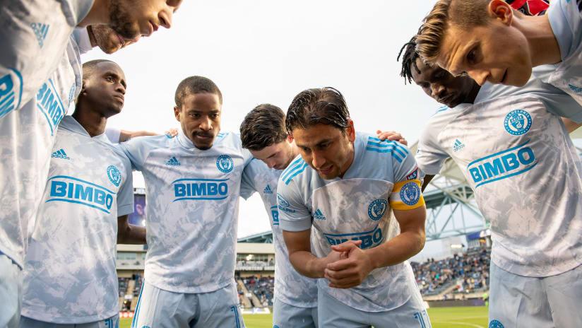 Box Score | Philadelphia Union 3, Portland Timbers 0