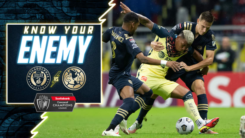 Know Your Enemy | Union look for Champions League glory against Club America
