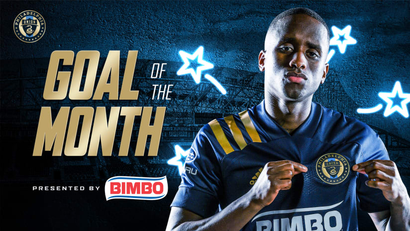 BIMBO Goal of April   Jamiro Monteiro