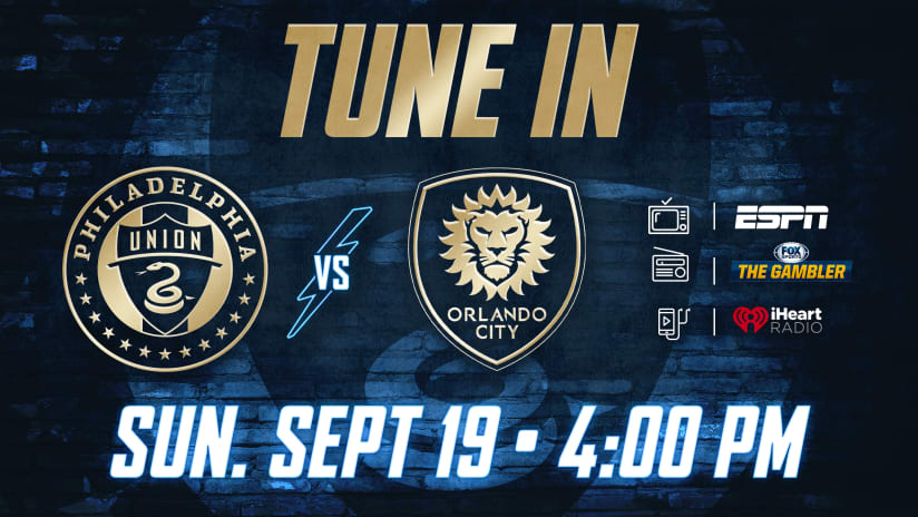 Tune In | Union welcome Orlando City for KCC Night on ESPN