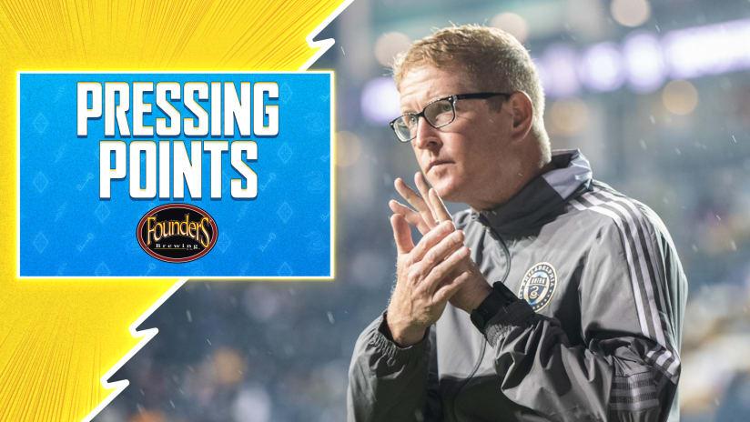 Pressing Points | Curtin Talks Atlanta, the Break, and Leon Flach's Rise