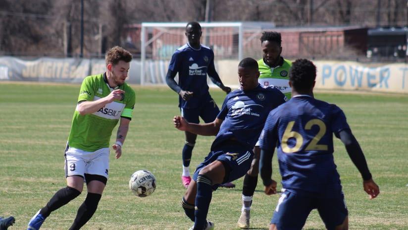 Gallery | Union II defeat FC Motown 2-0