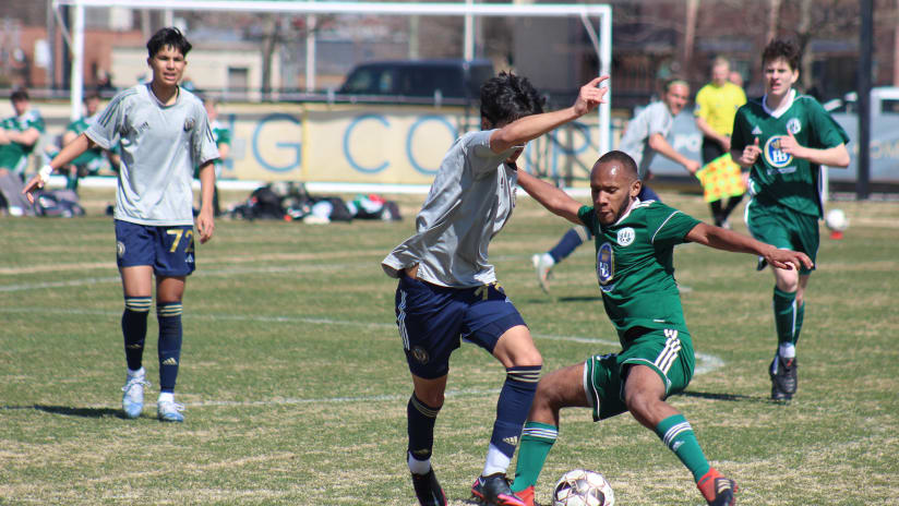 Gallery | Union 2 rout VE 5-1