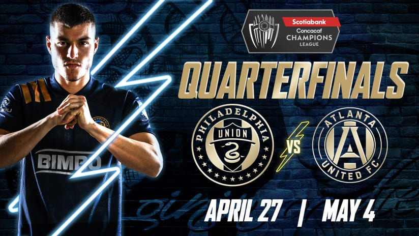 Union to face Atlanta United April 27, host on May 4th at 8pm