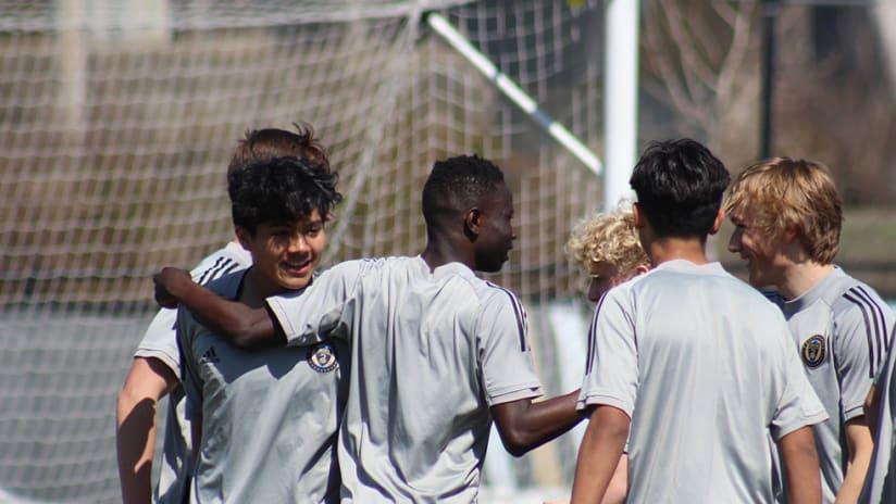 Youthful Union 2 nets five in victory over Vereinigung Erzgebirge