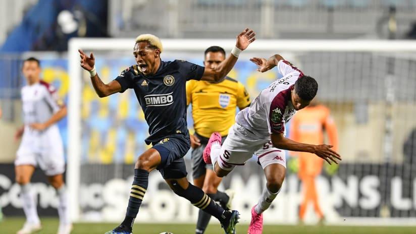 Match Recap: Philadelphia Union 4, Deportivo Saprissa 0