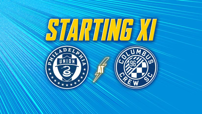 XI Notes | Union at Columbus Crew SC