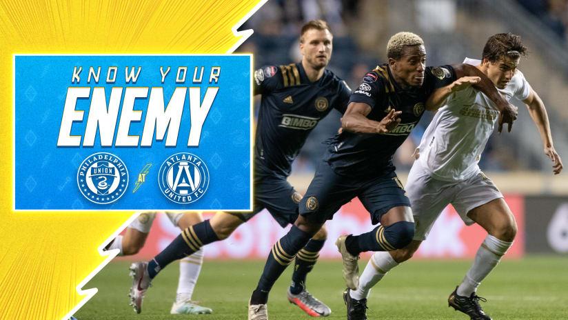 Preview | Union return to MLS play against familiar foe in Atlanta United