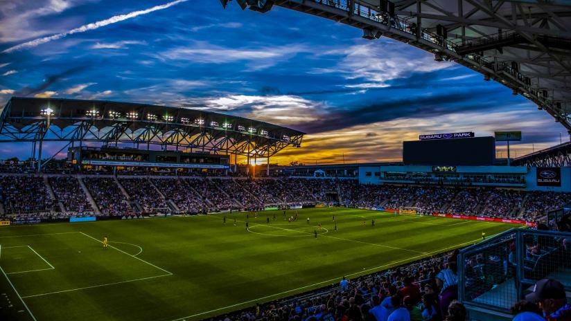 Philadelphia Union Reopens Subaru Park to Fans at Full Capacity