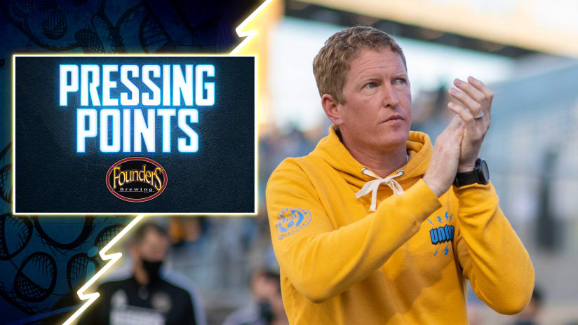 Pressing Points | Curtin Contract Extension and International Progress