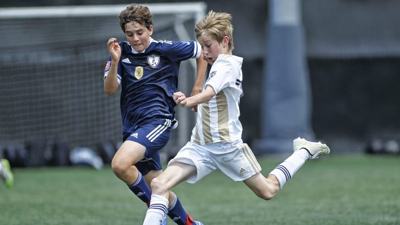 Union Academy ranked No. 1 by SoccerWire.com