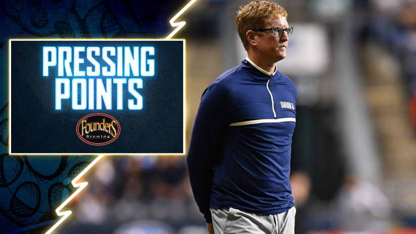 Pressing Points | Taking Care of Business