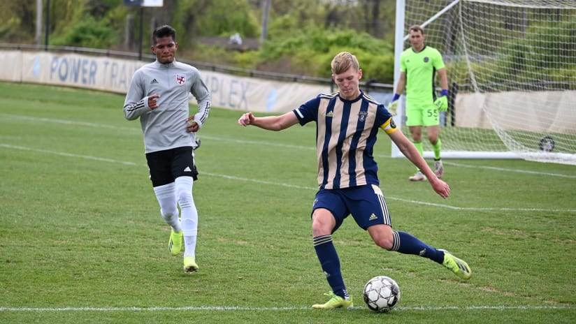Union 2 battles back to defeat Loudoun United FC