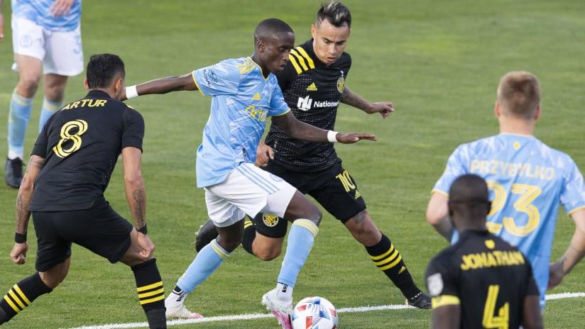 Match Recap: Philadelphia Union 0, Columbus Crew SC 0