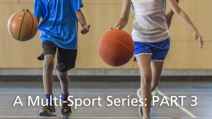 Providence Health Tips Activity Challenge Basketball