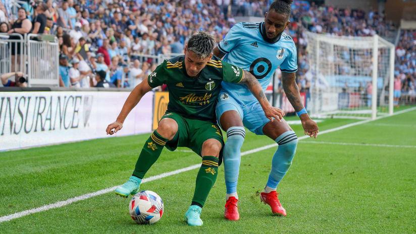 MATCH RECAP | Minnesota United FC 2, Portland Timbers 1