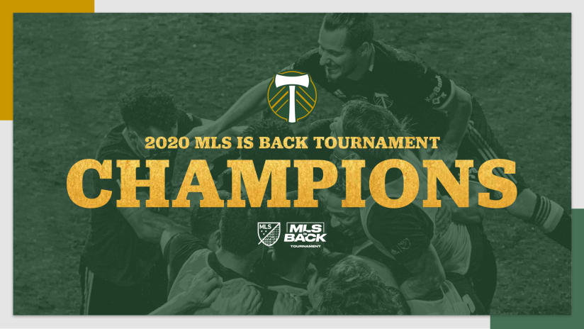 MLS IS BACK TOURNAMENT FINAL MATCH RECAP | Portland Timbers 2, Orlando City SC 1 -