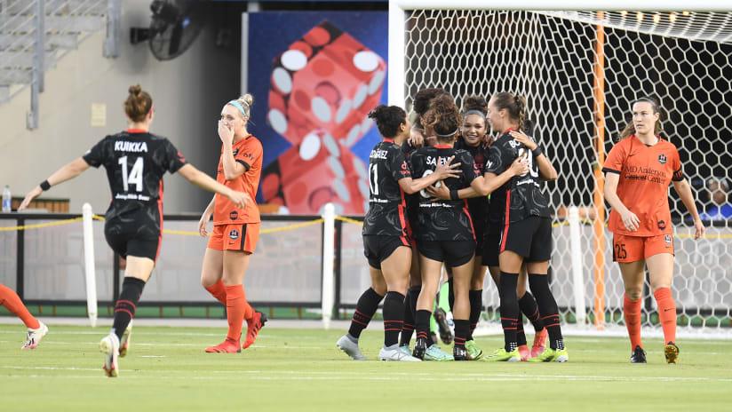 NWSL RECAP | Thorns earn win, shutout in Houston