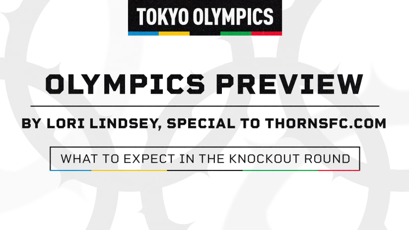 Tokyo Olympics | Lori Lindsey gets you ready for the knockout round