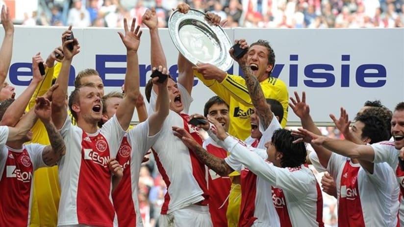 Ajax win title