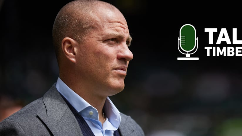 Talk Timbers | Head coach Giovanni Savarese talks rebound from Austin, full capacity's return