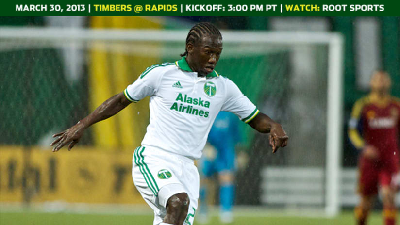 Matchday preview, Timbers @ Rapids, 3.29.13