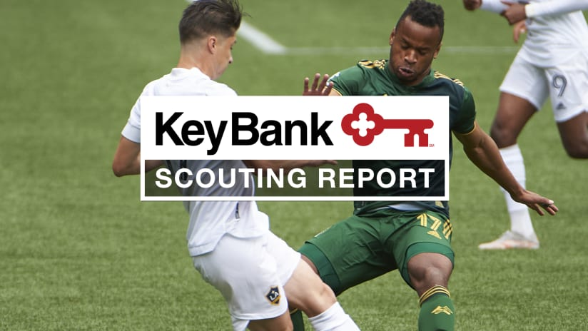 KeyBank Scouting Report | Timbers set for battle with LA Galaxy Friday