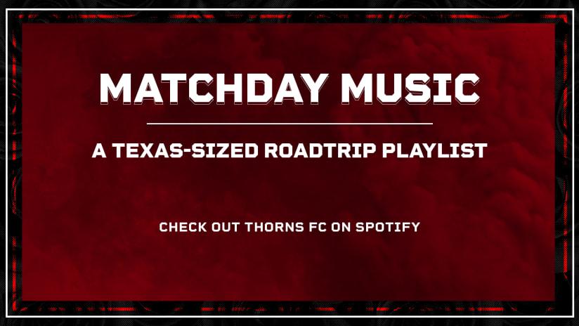 Thorns Matchday Music 05.02.21