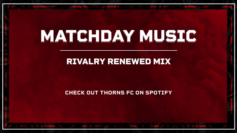 Thorns Matchday Music April 21 2021 OL Reign