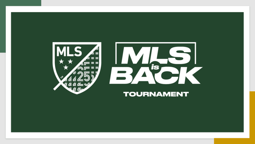 MLS is Back Tournament, 6.10.20