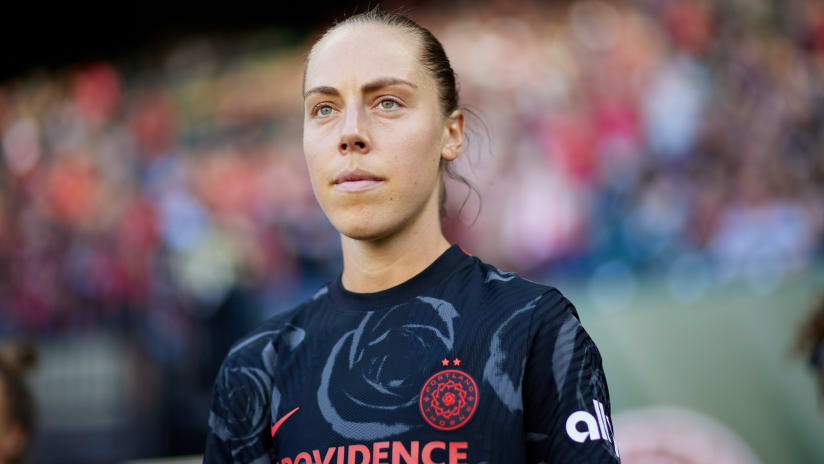 What's Celeste Boureille's favorite team? (Aside from the Thorns, of course)