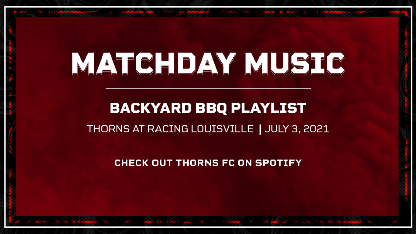 Matchday Music, Thorns at Racing Louisville, 07.03.21
