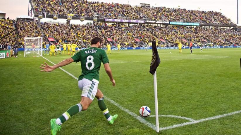 Diego Valeri, Timbers vs. Crew, 12.6.16