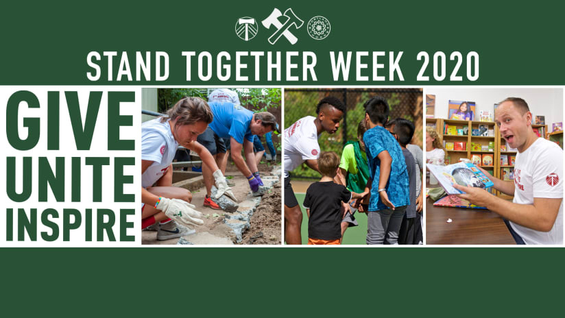 2020 Stand Together Week, 8.13.20