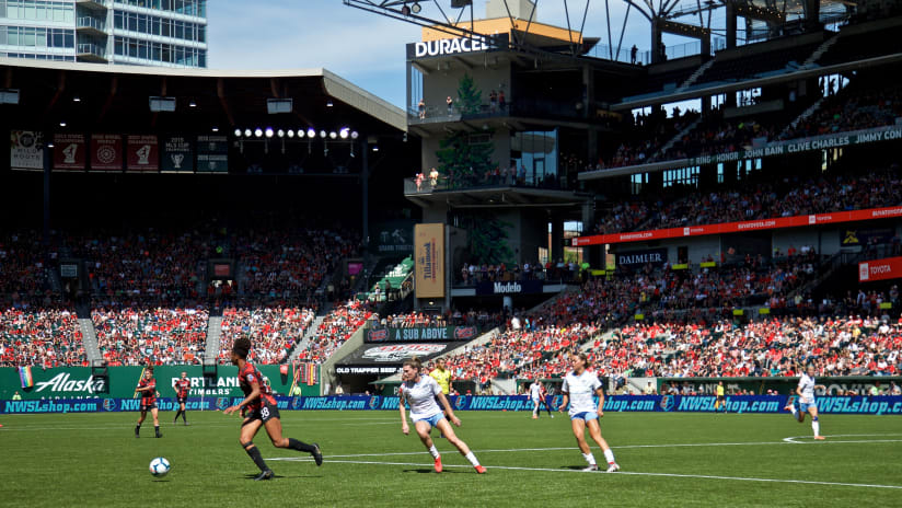Opening Day, Thorns vs Red Stars, 06.02.19