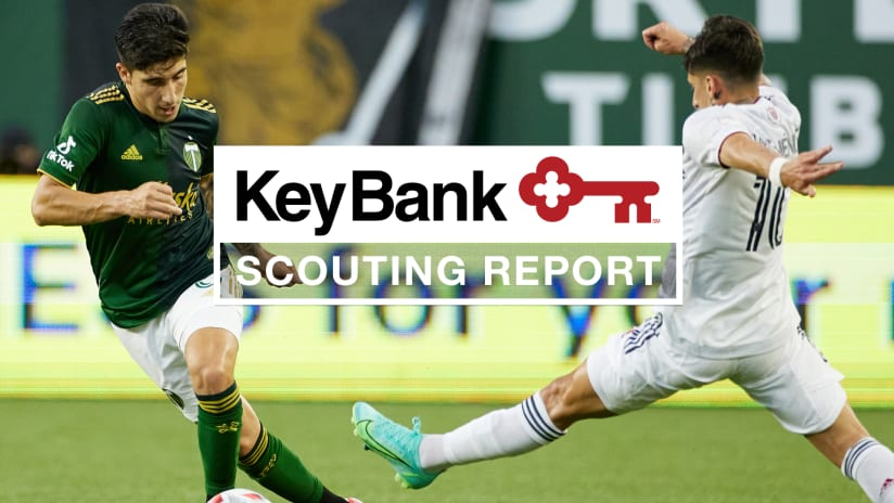KeyBank Scouting Report   Portland set for visiting RSL Saturday