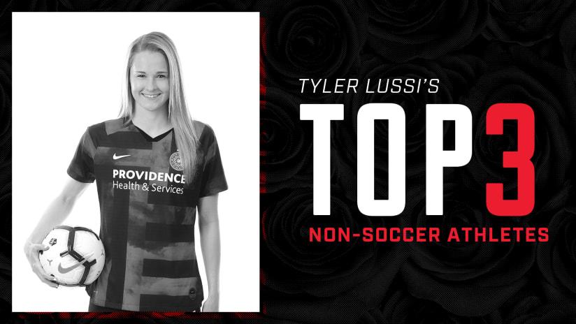 Tyler Lussi, Top 3, 5.14.20
