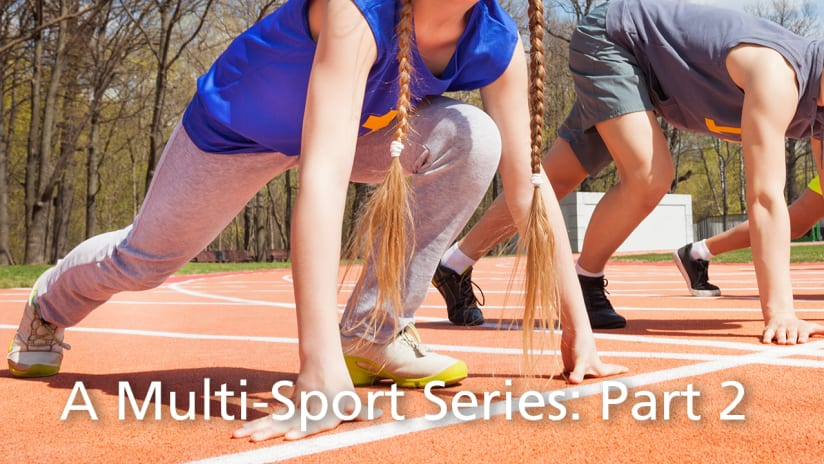 Providence Health Tips Activity Challenge Track & Field