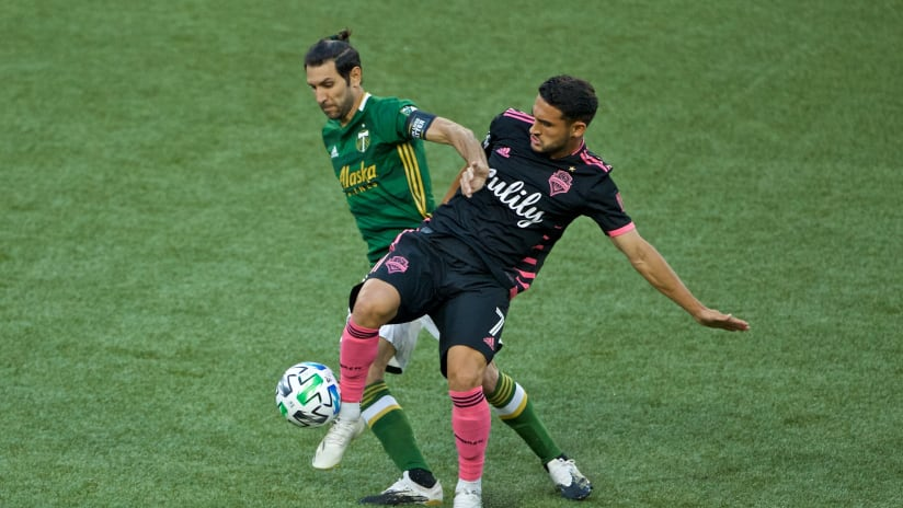 Diego Valeri, Timbers vs. Seattle, 8.23.20