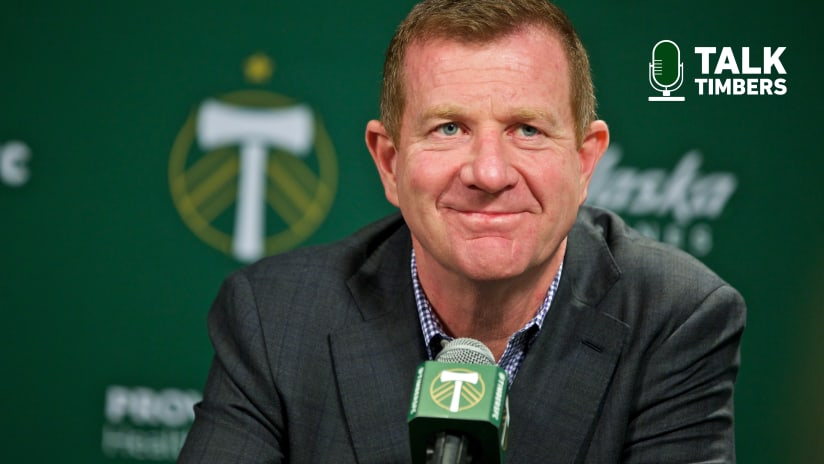 PODCAST   GM Gavin Wilkinson on the latest Talk Timbers
