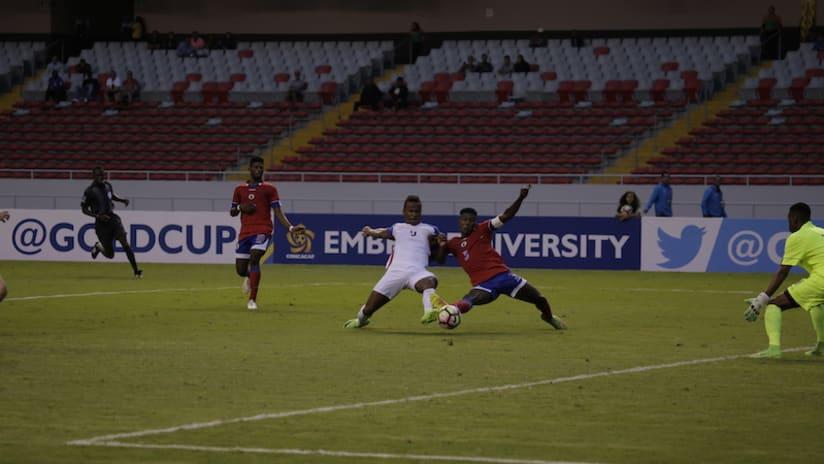 Jeremy Ebobisse, U.S. U-20s vs. Haiti, 2.21.17