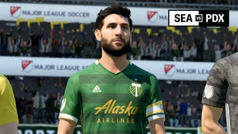 SEAvPDX FIFA Showdown Promo, 5.20.20