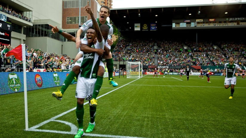 PODCAST | Rodney Wallace talks with Ross Smith about that MLS Cup goal, teammates and more