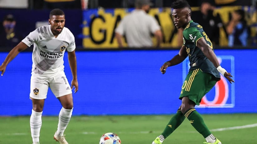 By The Numbers   Timbers have scored a goal in 19 straight matches